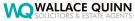 Wallace Quinn, Glasgow branch logo