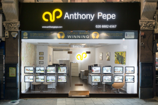 Anthony Pepe Estate Agents, Palmers Greenbranch details