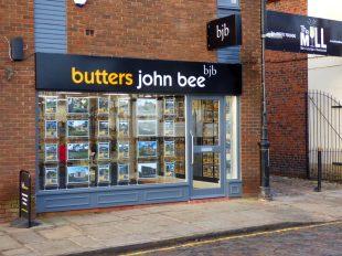 Butters John Bee, Sandbachbranch details