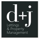 D&J Lettings, Sun Street logo