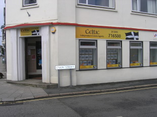 Celtic Estate Agents, Cambornebranch details