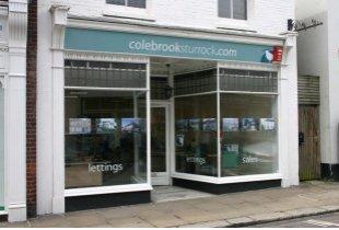 Colebrook Sturrock, Sandwich - lettingsbranch details