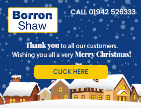 Get brand editions for Borron Shaw, Wigan