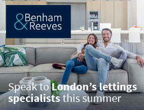 Get brand editions for Benham & Reeves, Hampstead - Lettings