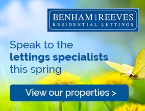 Get brand editions for Benham & Reeves Lettings, Knightsbridge