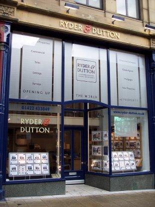 Ryder & Dutton, Halifaxbranch details