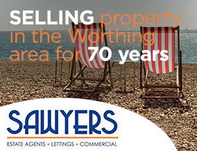 Get brand editions for Sawyers, Worthing