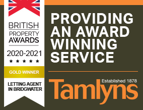 Get brand editions for Tamlyns sales & lettings, Bridgwater