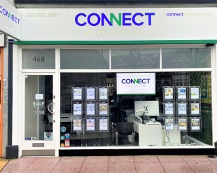 Connect Sales & Lettings, Palmers Greenbranch details