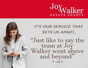 Get brand editions for Joy Walker Estate Agents, Cleethorpes