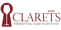 Clarets Estate Agents, Busheybranch details
