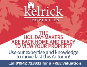 Get brand editions for Kelrick Properties, Ashton-in-Makerfield