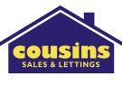 Cousins, Failsworth logo