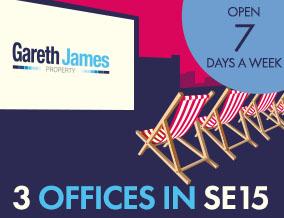 Get brand editions for Gareth James Property, Peckham Rye