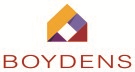 Boydens, Clacton On Sea branch logo