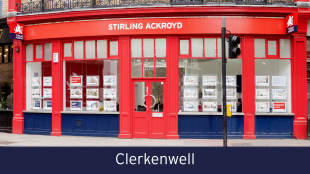 Stirling Ackroyd, Clerkenwellbranch details