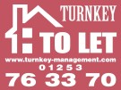 Turnkey Management Independent Property Services, Blackpool branch logo