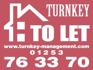 Turnkey Management Independent Property Services, Blackpoolbranch details