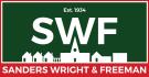 Sanders, Wright & Freeman, Wolverhampton logo