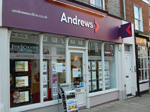 Andrews Letting and Management, Abingdonbranch details