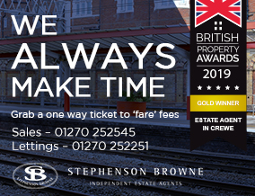 Get brand editions for Stephenson Browne (Crewe) Ltd, Crewe