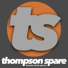 Thompson Spare, Tunbridge Wells logo