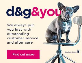 Get brand editions for Douglas & Gordon, Pimlico
