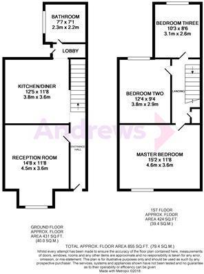 28 Kensington floor plan