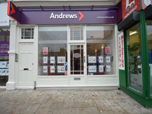 Andrews Letting and Management, Southfieldsbranch details