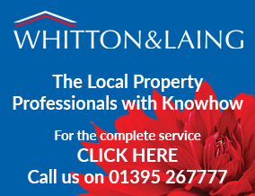Get brand editions for Whitton & Laing, Exmouth