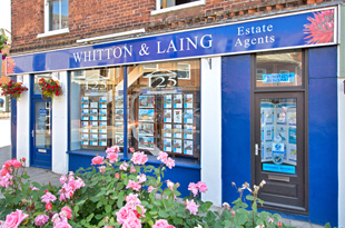 Whitton & Laing, Exmouth branch details