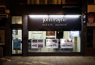 John Payne, Lee branch details