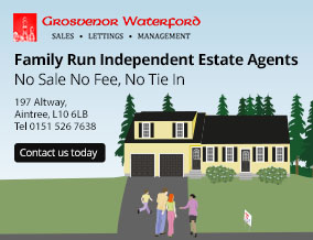Get brand editions for Grosvenor Waterford Estate Agents, Aintree