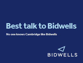 Get brand editions for Bidwells, Cambridge