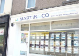 Martin & Co, Dunfermline - Lettings & Salesbranch details