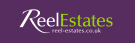 Reel Estates, Harrow logo