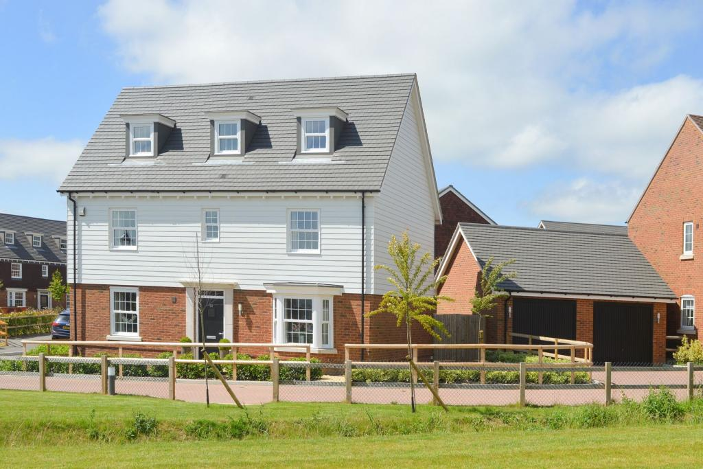 David Wilson Homes,Front Elevation