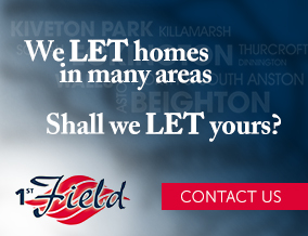 Get brand editions for 1st Field Properties, Kiveton Park
