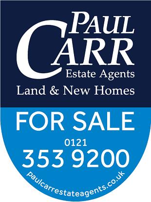 Paul Carr Land & New Homes, New Homesbranch details