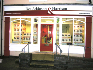 Dee Atkinson & Harrison, Hesslebranch details