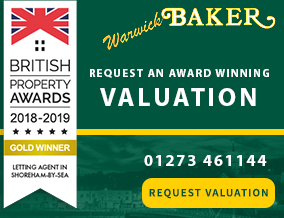Get brand editions for Warwick Baker Estate Agents, Shoreham-By-Sea