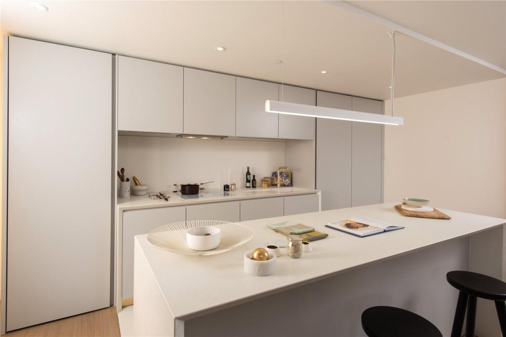 Blake Tower,Conran and Partners,Kitchen