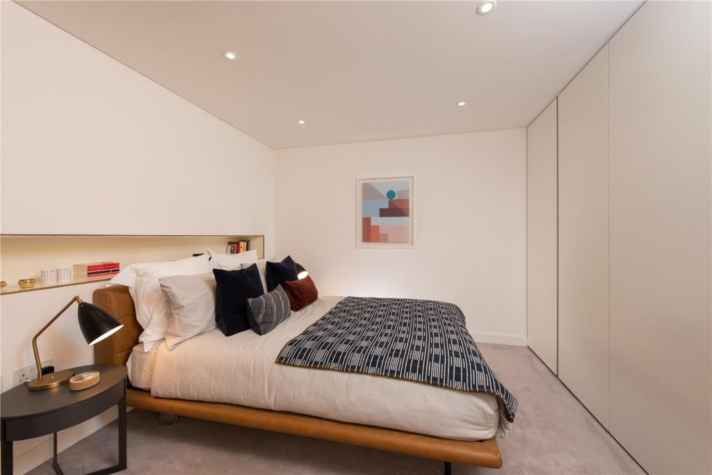 Blake Tower,Conran and Partners,Secondary Bedroom