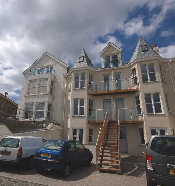 St Ives Apartments: 2 Bedroom Flat For Sale In Godrevy Terrace, ST IVES, TR26