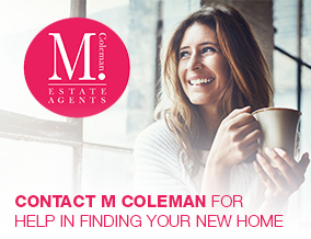 Get brand editions for M Coleman Estate Agents, Downend
