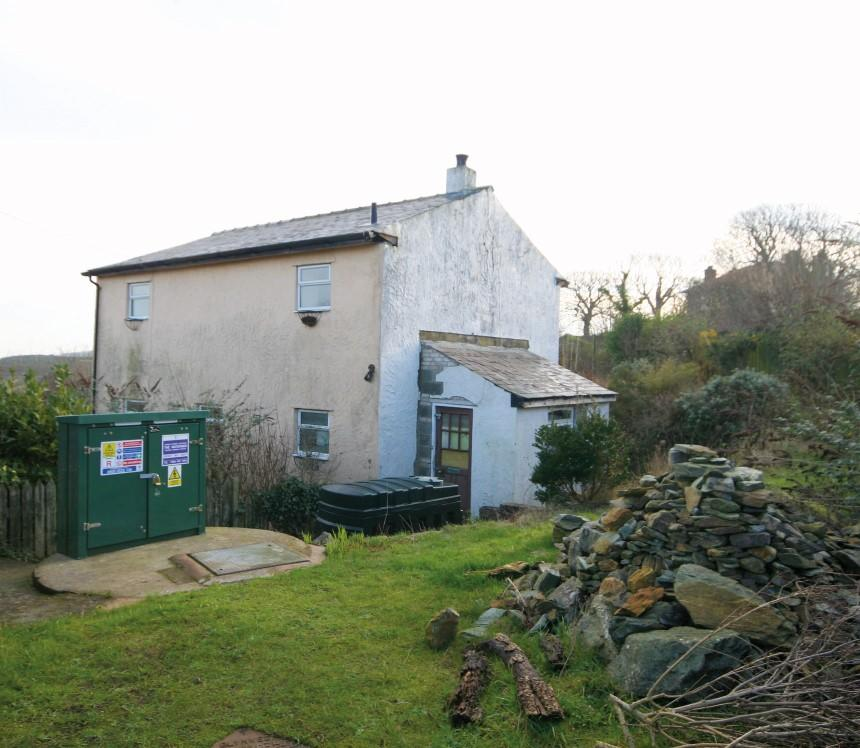 2 Bedroom Detached House For Sale In The Old Water Mill