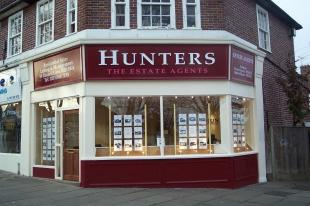 Hunters, Whetstonebranch details