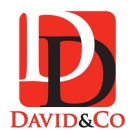 David & Co, Brighton logo