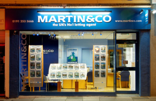 Martin & Co, Whitley Baybranch details