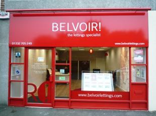 Belvoir, Derby Eastbranch details